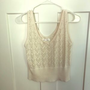 Vestique Sweater Tank